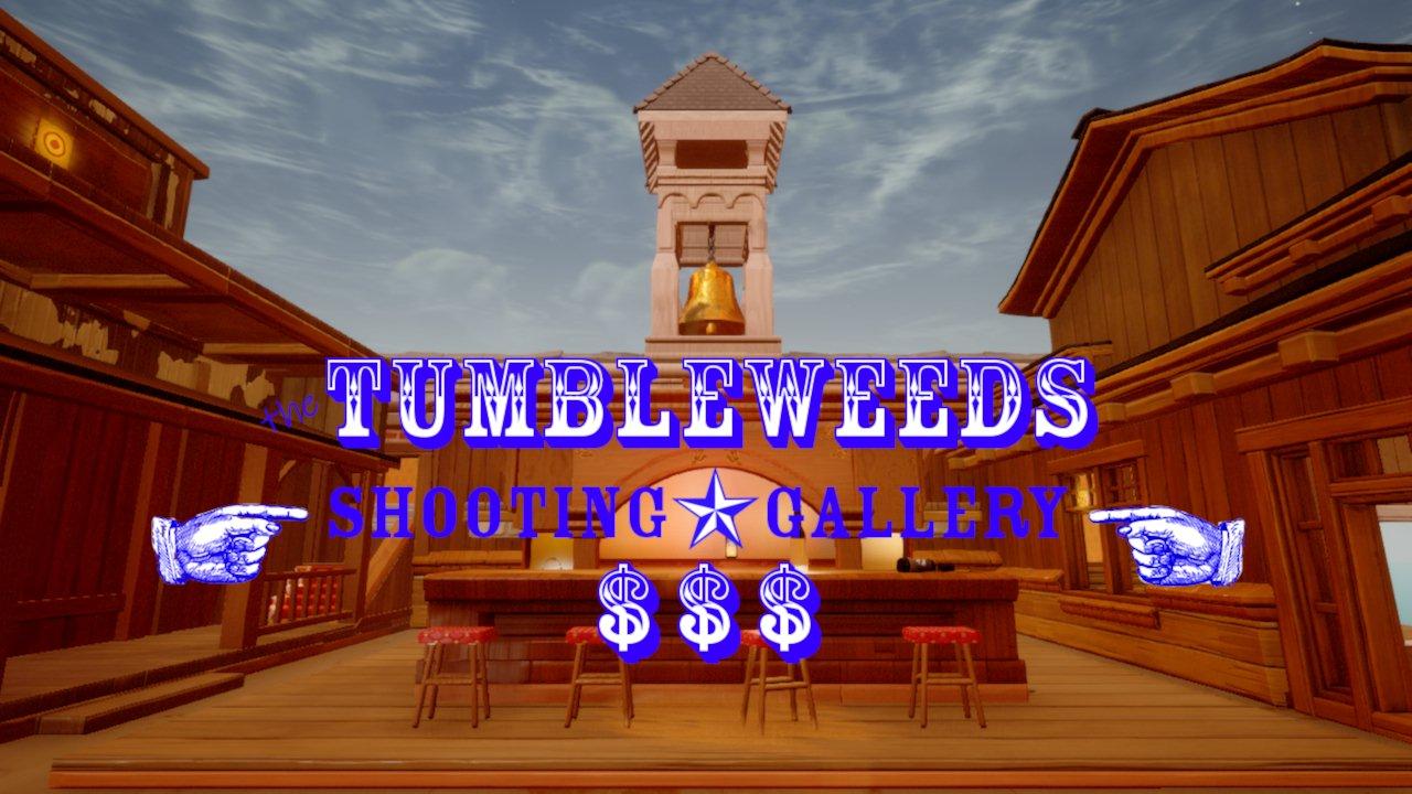 Tumbleweeds Shooting Gallery Thumbnail